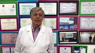 Нейрохирург из Чили в нашей клинике