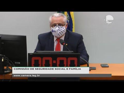Comissão de Seguridade Social e Família - Prorrogação dos contratos do Mais Médicos - 13/05/21