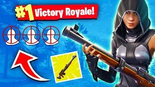 *INSANE* ACCURACY! MY BEST HUNTING RIFLE GAME EVER!