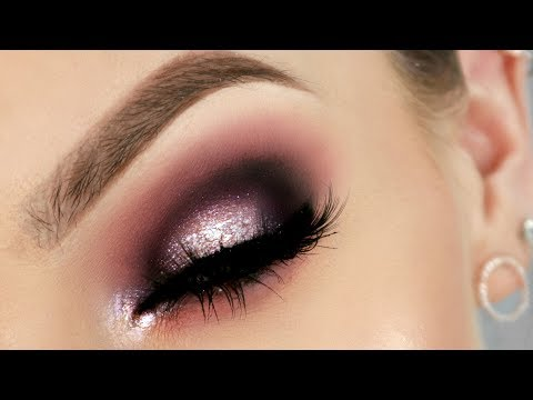 Hooded Eyes Makeup - Colour & Glitter | STEPHANIE LANGE
