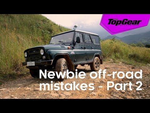Newbie Off-road Mistakes - Part 2
