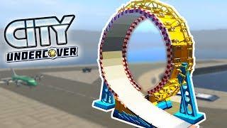 Lego City Undercover   LOOP DE LOOP & SKATEBOARDING   Lego City Undercover HD Gameplay - 100% Part 8