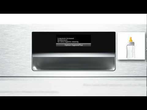 Digital Guidance: Bosch TFT Display For Dishwashers Mp3
