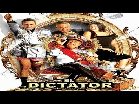 El Dictator Movie - فيلم الدكتاتور