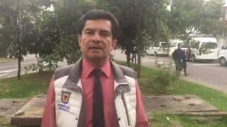 Mensaje de solidaridad a Diputada de Santander