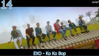 TOP 20 KOREAN SONGS (JULY 23, 2017)