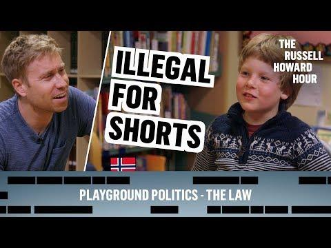 Playground Politics - The Law