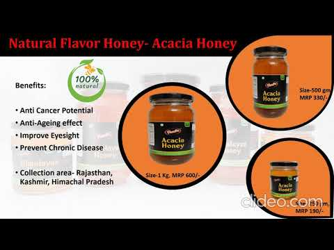 Forest Natural Flavoured Honey