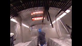 M2-es metróvonal felújítása - Reconstruction of metro line M2