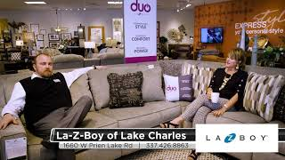 Lazy Boy Conx Tuesday Duo