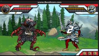 power rangers samurai together forever gameplay