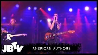 American Authors - Home | Live @ JBTV (12-05-2013)