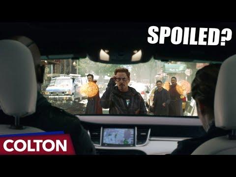 Avengers 4 ending spoiled by Samuel L. Jackson?
