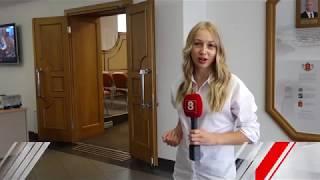 """Программа """"Главные новости"""" на 8 канале за 28.08.2019 - Часть 1"""