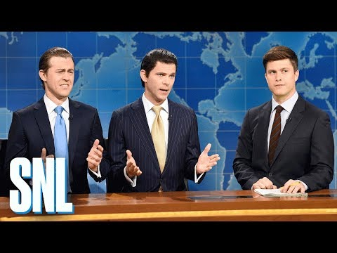 Weekend Update: Eric and Donald Trump Jr. on Paul Manafort - SNL
