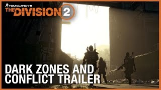 Tom Clancy's The Division 2 Multiplayer Trailer: Dark Zones & Conflict with AMD