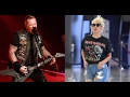 Metallica smooth jazz mix with Lady Gaga