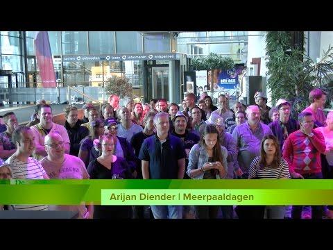 VIDEO | Arijan Diender kondigt Meerpaaldagen vol verrassingen aan