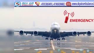 Utilize Sky Air Ambulance from Bhopal to Delhi at a Budget-Friendly Cost
