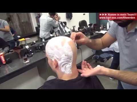 Die Maske für das Haar von eveline