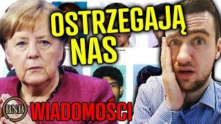 Niemcy: Tysiące T̲E̲R̲R̲O̲R̲Y̲S̲T̲Ó̲W̲ dotarło do Europy | WIADOMOŚCI