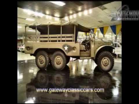 1945 Dodge WC62 uit Liberty Park museum