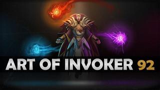Dota 2 - The Art of Invoker - Episode 92