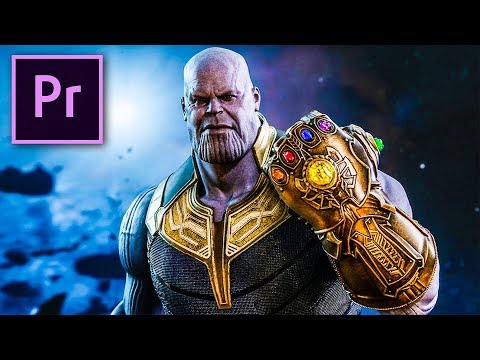 THANOS SUPER PUNCH (Infinity War) in Premiere Pro