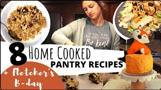Creative Cooking from Pantry Staples | What's for Dinner (and Breakfast and Dessert)