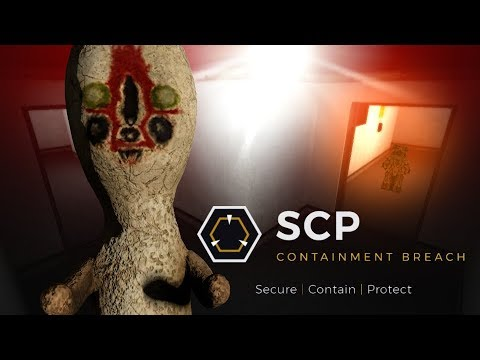 SCP: Containment Breach - EVERYTHING IS EARS - CavemanFilms