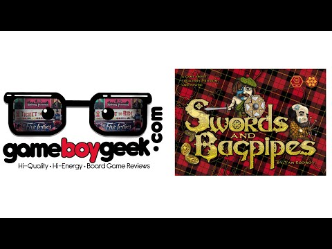 Swords and Bagpipes