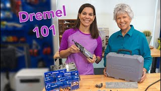 How To Use Dremel & Accessories // Rotary Tool