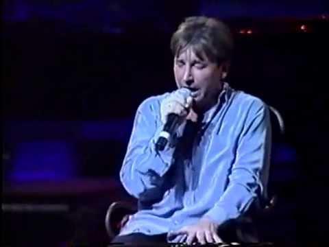 Solo con un beso Ricardo Montaner En Vivo Teatro Teresa Carreño Caracas 2000