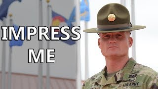 5 Things That Will Impress Your Drill Sergeants At Basic Training