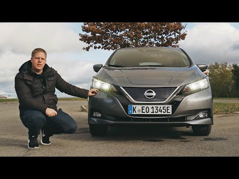 #1 Elektroauto in Europa - 2019 Nissan Leaf N-Connecta Option - Review, Test, Fahrbericht