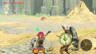 Finding Ancient Cores! The Legend of Zelda: Breath of the Wild