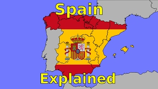 Spain Is Not A Federation: Autonomous Communities of Spain Explained