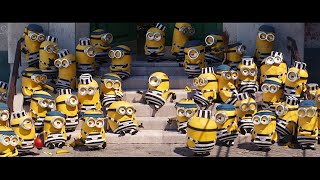 Tones and I   -  Dance Monkey [Despicable Me 3 (2017) - Minions in Jail Scene ]