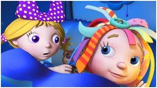 رسوم متحركة للاطفال   حكاية الليل   مجموعة   قناة براعم   الدنيا روزي   Spacetoon   Baraem