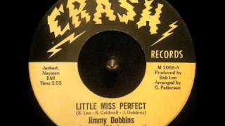 "Jimmy Dobbins ~ ""Little Miss Perfect"""