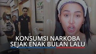 Ditangkap Polisi, Lucinta Luna Akui Konsumsi Narkoba Sejak Enam Bulan Lalu, Terungkap Identitas Asli
