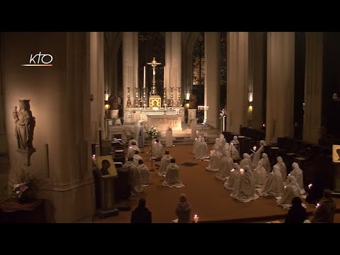 Vigile de la fête de la Mère de Dieu et messe d'action de Grâce et prière pour la Paix