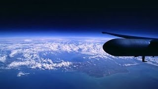 Полет на U-2 высота 21336м | Flying on the U-2 height 70000ft.