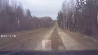 дорога от маромицы до зари Опаринский р-н