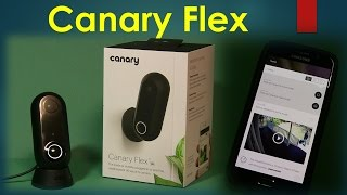 Real Review of the Canary Flex Security Camera