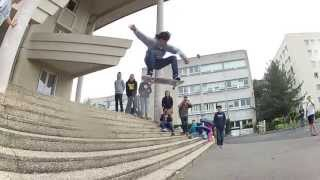 preview picture of video 'Go Skateboarding Day 2013- Compiègne'
