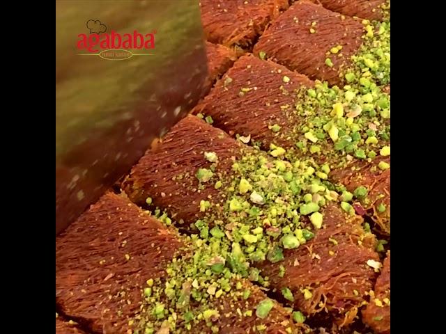 Fıstıklı Burma Kadayıf