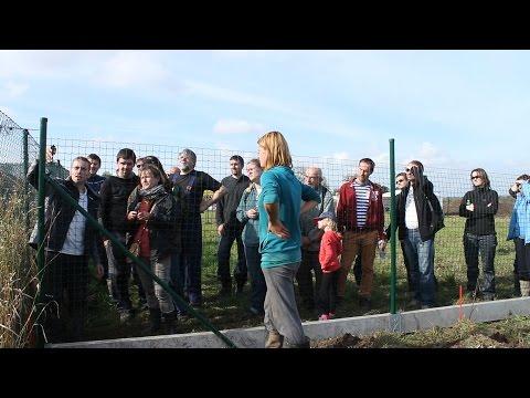 Živý workshop se stavebníky – ukázka oplocení pozemku