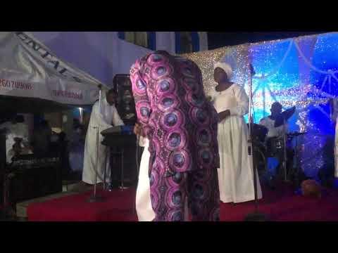 SAMSON OYEBANJI (Irawo Luli) @ CCC Aguda 1 Parish  Coker Aguda Lagos.