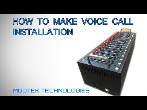Auto Voice Call Software